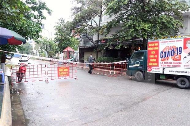 Vietnam confirma cinco nuevos casos del coronavirus hinh anh 1