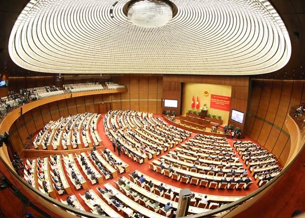 Celebran teleconferencia nacional sobre Resolucion del XIII Congreso del Partido Comunista de Vietnam hinh anh 2