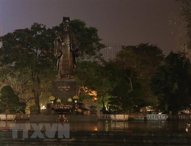 Apagon en Vietnam en respuesta a la Hora del Planeta hinh anh 1