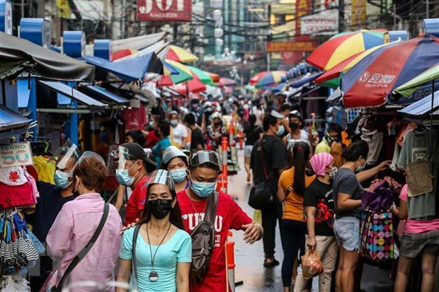 Filipinas volvera a aplicar medidas de cuarentena en Manila y provincias cercanas hinh anh 1