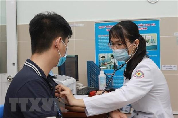 Vietnam registra otros cuatro casos importados del COVID-19 hinh anh 1