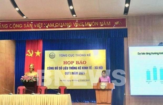 PIB de Vietnam aumenta 4,48 por ciento en primer trimestre hinh anh 2