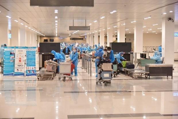 Reporta Vietnam tres nuevos casos de COVID-19 importados hinh anh 1