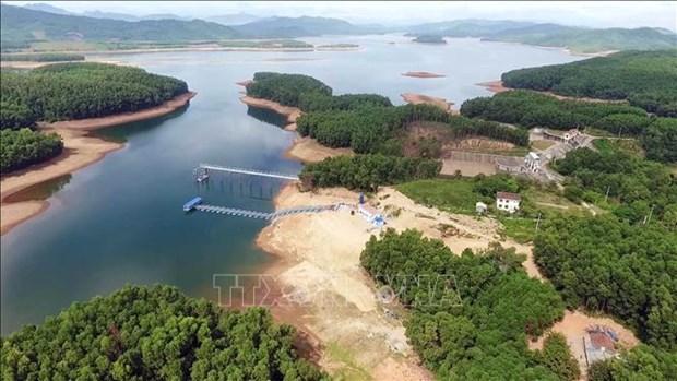 Vietnam tendra red nacional de monitoreo de recursos hidricos para 2030 hinh anh 1