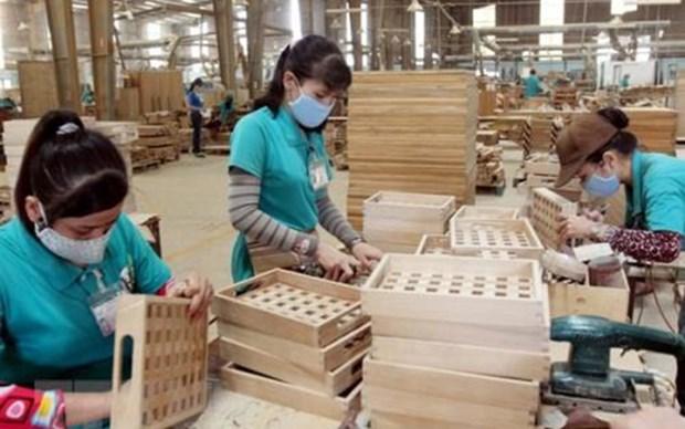 Vietnam, con gran potencial para exportar madera a Francia hinh anh 1