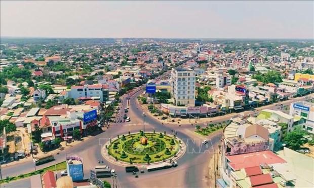 Provincia vietnamita de Binh Phuoc por convertirse en polo industrial hinh anh 1