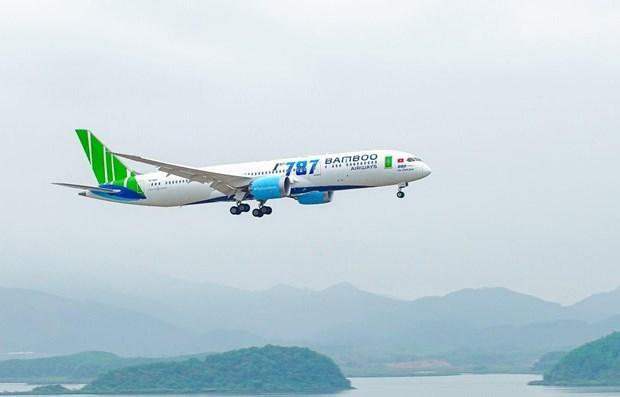 Bamboo Airways abrira ruta directa con Reino Unido a partir de mayo hinh anh 1