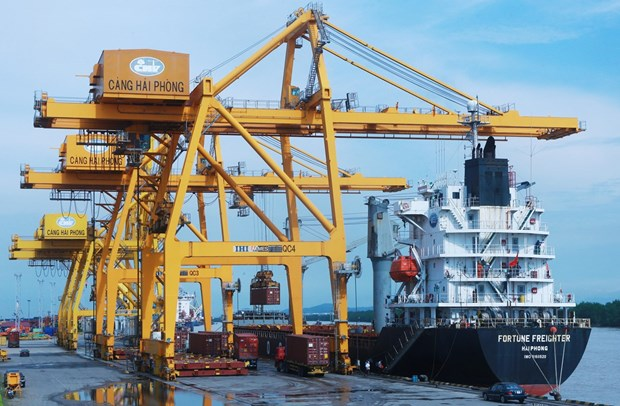 Superavit comercial de Vietnam supera dos mil millones de dolares en primer trimestre hinh anh 1