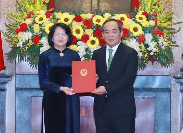 Proceden al relevo de Presidente de la Asamblea Nacional de Vietnam hinh anh 3