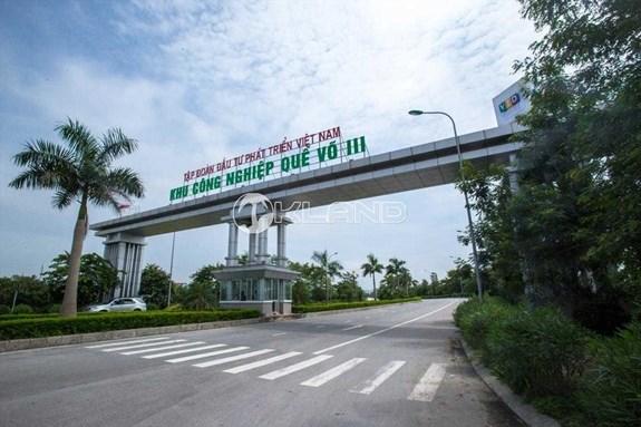 Aprueban inversion de millonario proyecto de parque industrial en provincia vietnamita de Bac Ninh hinh anh 1