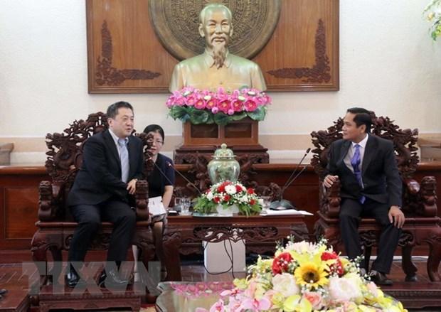 Ciudad vietnamita de Can Tho promueve la atraccion de inversiones de Japon hinh anh 1