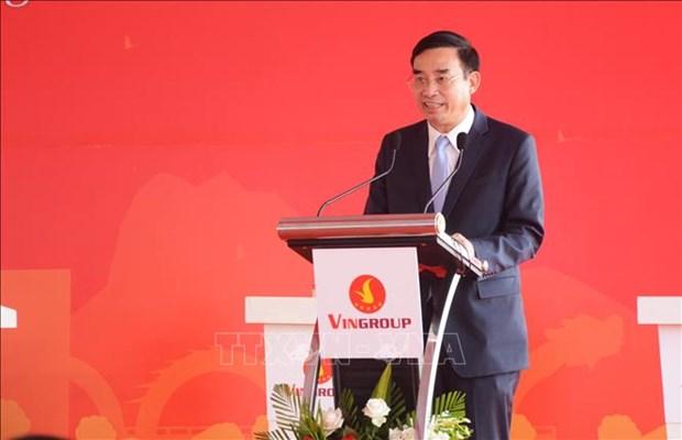 Ciudad vietnamita de Da Nang reinicia megaproyecto de complejo turistico Lang Van hinh anh 2