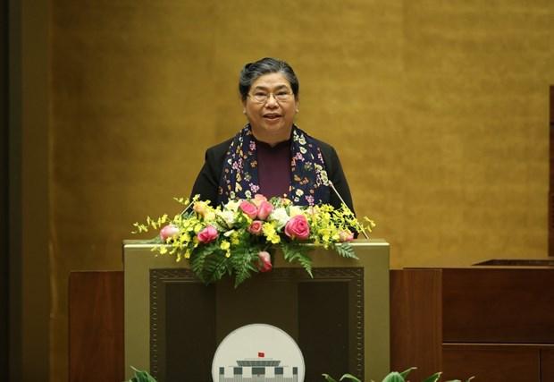 Proceden al relevo de Presidente de la Asamblea Nacional de Vietnam hinh anh 2