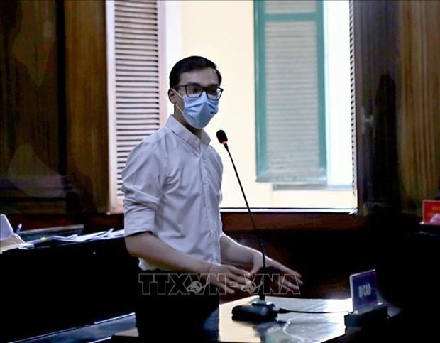 Vietnamita sentenciado a libertad condicional por propagar COVID-19 hinh anh 1