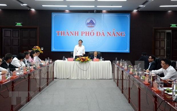 Anuncian decretos y decisiones del Gobierno sobre desarrollo de la ciudad vietnamita de Da Nang hinh anh 3