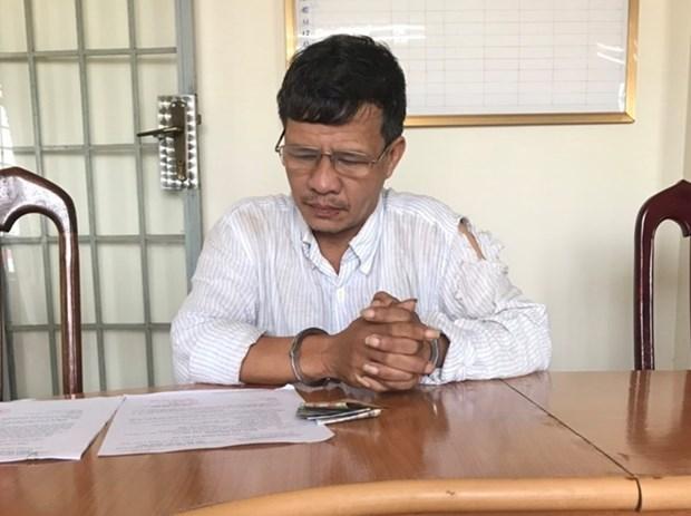 Condenan a 10 anos de prision a individuo en Vietnam por propaganda contra el Estado hinh anh 1