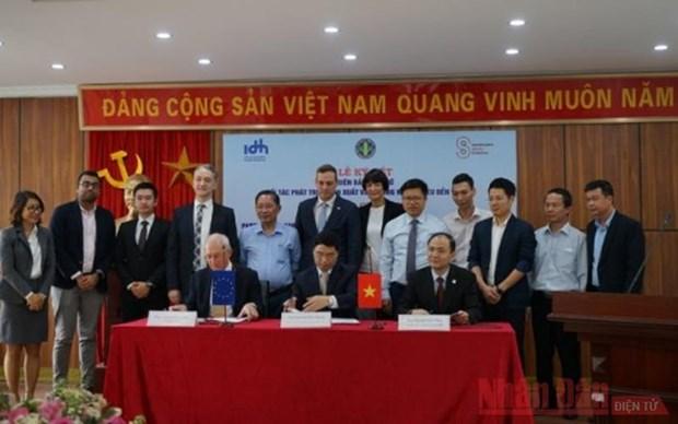 Agilizan asociacion publico-privada por comercio sostenible de pimienta de Vietnam hinh anh 1