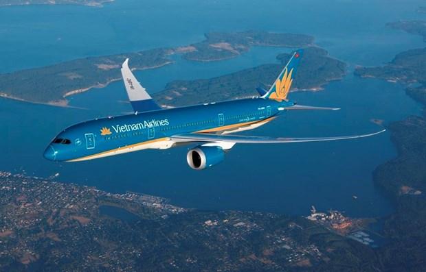 Vietnam Airlines ampliara vuelos internacionales a partir de manana hinh anh 1