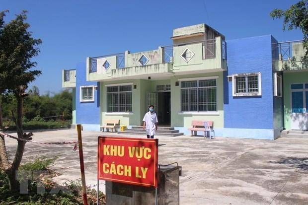 Provincia vietnamita detecta a tres inmigrantes ilegales hinh anh 1