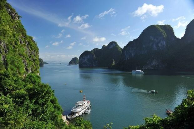 YouTubers extranjeros divulgan turismo de Vietnam hinh anh 1