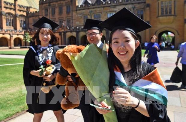 Universidades de Vietnam y Australia fortalecen cooperacion en formacion e investigacion cientifica hinh anh 1