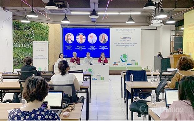 Analizan oportunidades de comercio electronico para minoristas vietnamitas hinh anh 1
