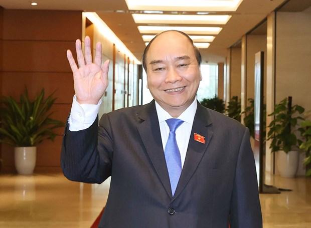 Presidente de Vietnam presenta propuesta sobre el relevo del Primer Ministro hinh anh 1
