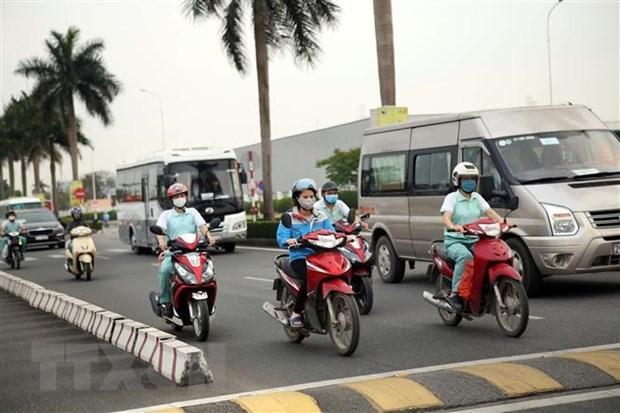 Aumenta en ocho por ciento capital dedicado al desarrollo de Hanoi hinh anh 1