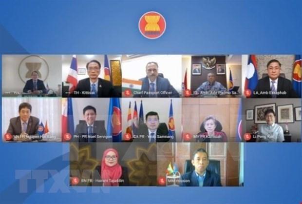 Promueven cooperacion entre ASEAN y la India hinh anh 1
