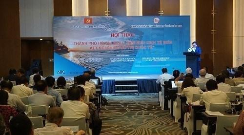 Promueve Ciudad Ho Chi Minh desarrollo de economia maritima hinh anh 2