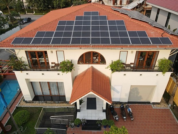 Vietnam y Suecia fomentan cooperacion en sector de energia renovable hinh anh 2