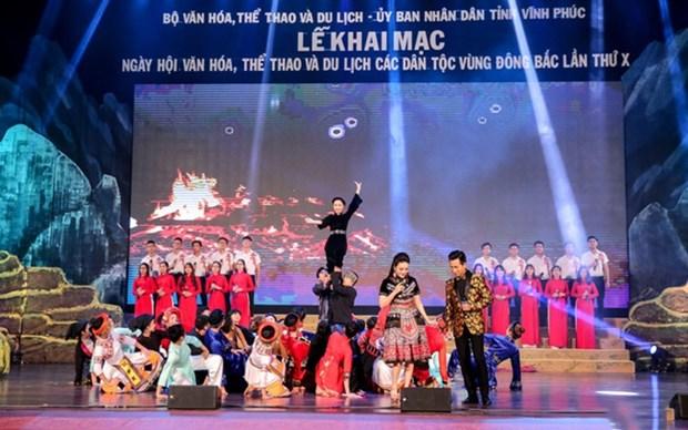 Celebraran Festival de Cultura, Deportes y Turismo de etnias de region noreste de Vietnam hinh anh 1