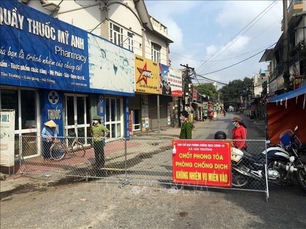Aprecia periodista aleman exito de Vietnam en lucha contra COVID-19 hinh anh 1