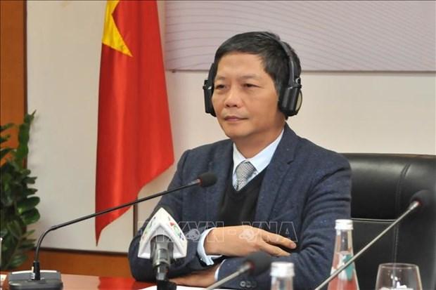 Vietnam y Estados Unidos hacia una mayor cooperacion comercial hinh anh 1
