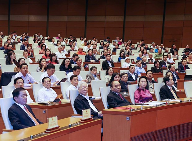 Proponen al Parlamento de Vietnam relevo de Presidente del pais hinh anh 1