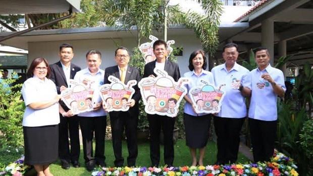 Tailandia amplia campana para estimular estilos de vida saludable hinh anh 1