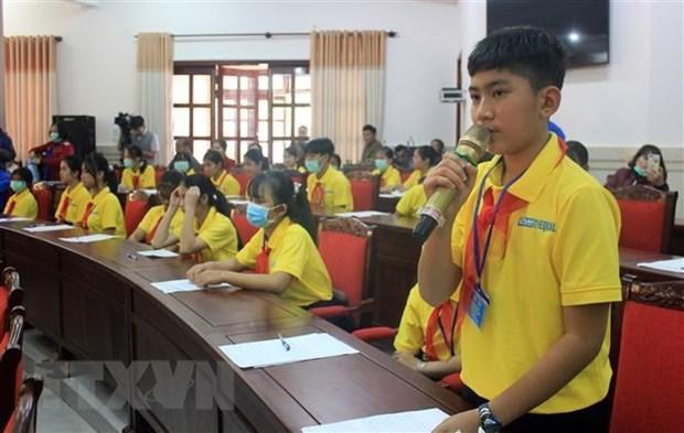 Hanoi promueve modelo de atencion a los ninos hinh anh 1