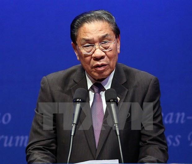 Exmaximo dirigente de Laos rescatado tras accidente de yate hinh anh 1