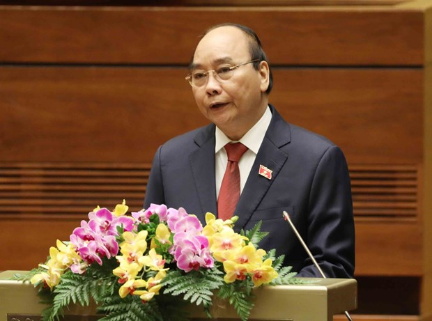 Nguyen Xuan Phuc elegido Presidente de Vietnam hinh anh 1