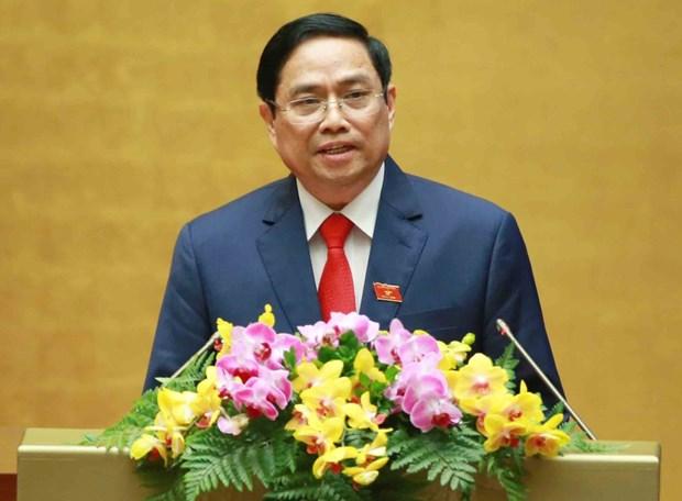 Pham Minh Chinh elegido Primer Ministro de Vietnam hinh anh 1