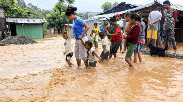 Lluvias intensas provocan al menos 21 muertos en Timor Leste hinh anh 1