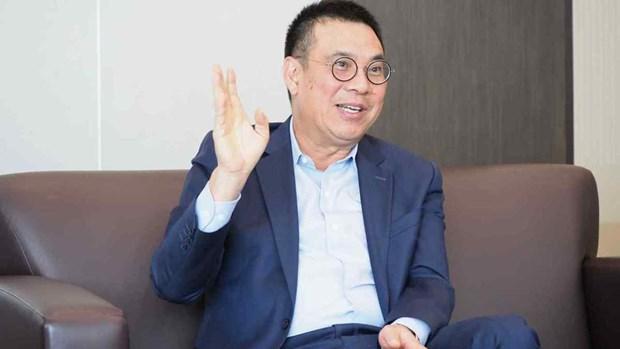 Grupo tailandes califica de positivas las perspectivas comerciales en Vietnam hinh anh 1