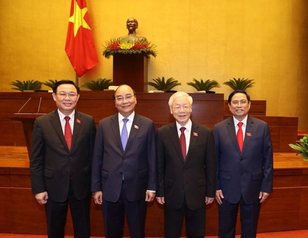 Prensa italiana destaca eleccion de nuevos dirigentes de Vietnam hinh anh 1