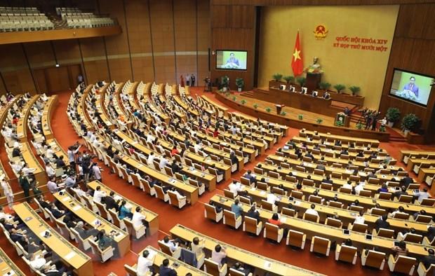 Residentes vietnamitas en Alemania con expectativas sobre nuevo gobierno de su pais hinh anh 1