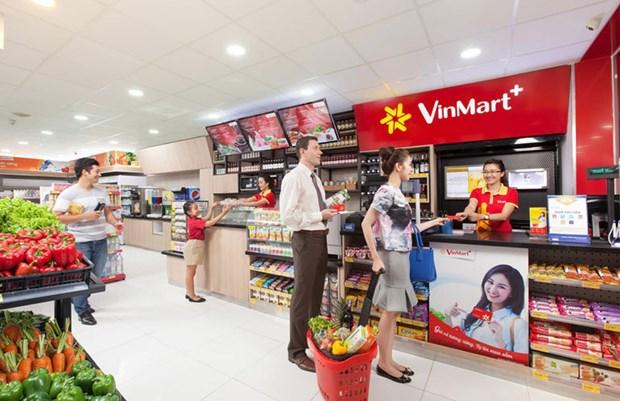 Grupo surcoreano compra acciones del mayor minorista vietnamita hinh anh 1