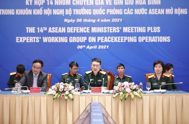 Vietnam afirma posicion en cooperacion multilateral de mantenimiento de paz de ONU hinh anh 1