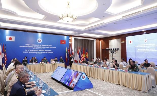 Vietnam afirma posicion en cooperacion multilateral de mantenimiento de paz de ONU hinh anh 2