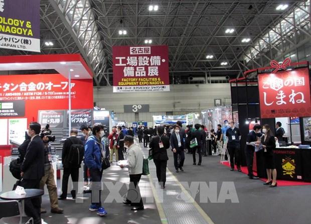 Vietnam participa en mayor exposicion de mecanica e industria auxiliar en Japon hinh anh 1