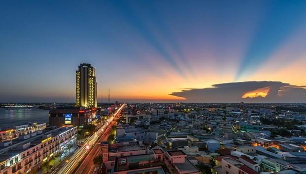 Banco Asiatico de Desarrollo busca construir ciudad inteligente en sur de Vietnam hinh anh 1