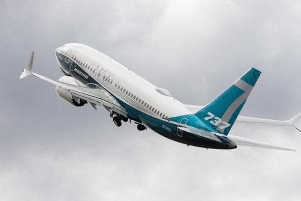 Boeing 737 Max permitido transitar por espacio aereo de Vietnam hinh anh 1